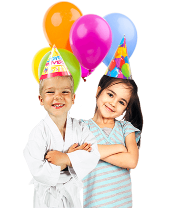 Church's Martial Arts birthday parties
